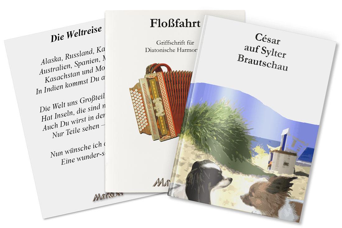Maykon Verlag - Literatur mit Noten