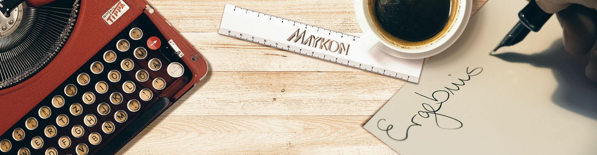 Maykon - Alles über Textbearbeitung und Training